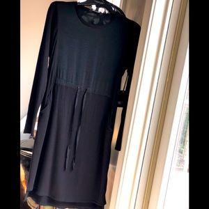 Simply Vera/Vera Wang Indigo Sky Dress w/ Pockets